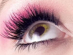For weddings, try eyelash extensions