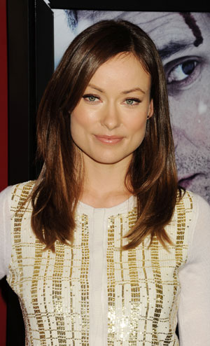 HOW-TO: Sleek Look for Olivia Wilde