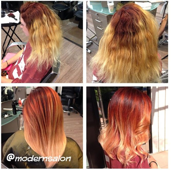 How To: Color Melting and Ombre Formula and Steps - Career ...