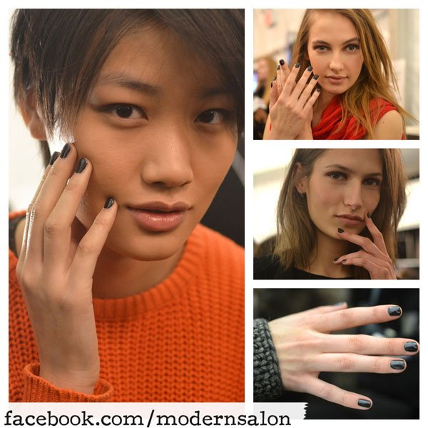 FASHION WEEK: OPI Nails at BCBG