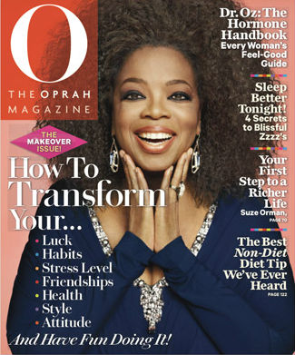 Andre Walker talks Oprah's Natural Hair