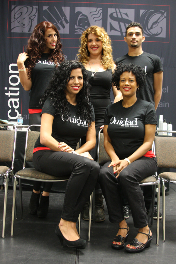 PREMIERE ORLANDO: How to Determine Curl Patterns by Ouidad