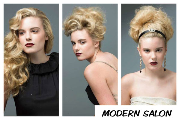 Holiday Hair: One Set, Three Looks