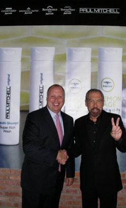 Paul Mitchell Partners With Marriott Hotels