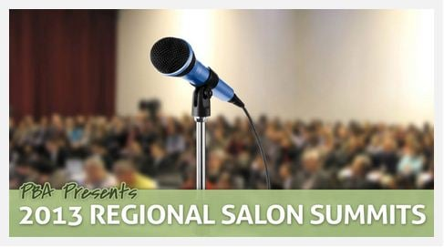 Attend a PBA 2013 Regional Salon Summit Seminar