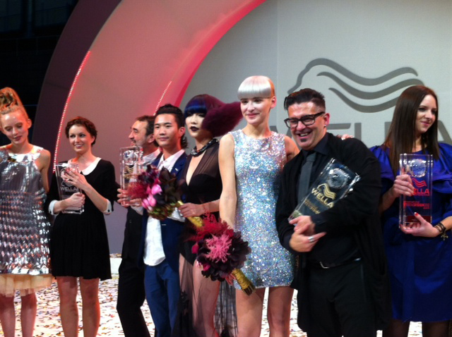 Wella's 2012 International Trend Vision Winners