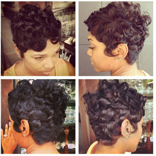 Pin curls are back get the how to career modern salon pin curls are back get the how to urmus Images