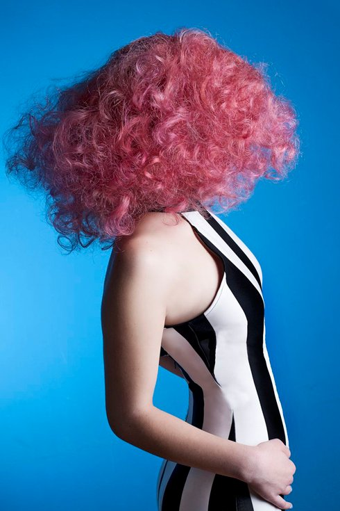 HOW-TO: Achieve Pastel Pink Hair Using Pravana Vivids