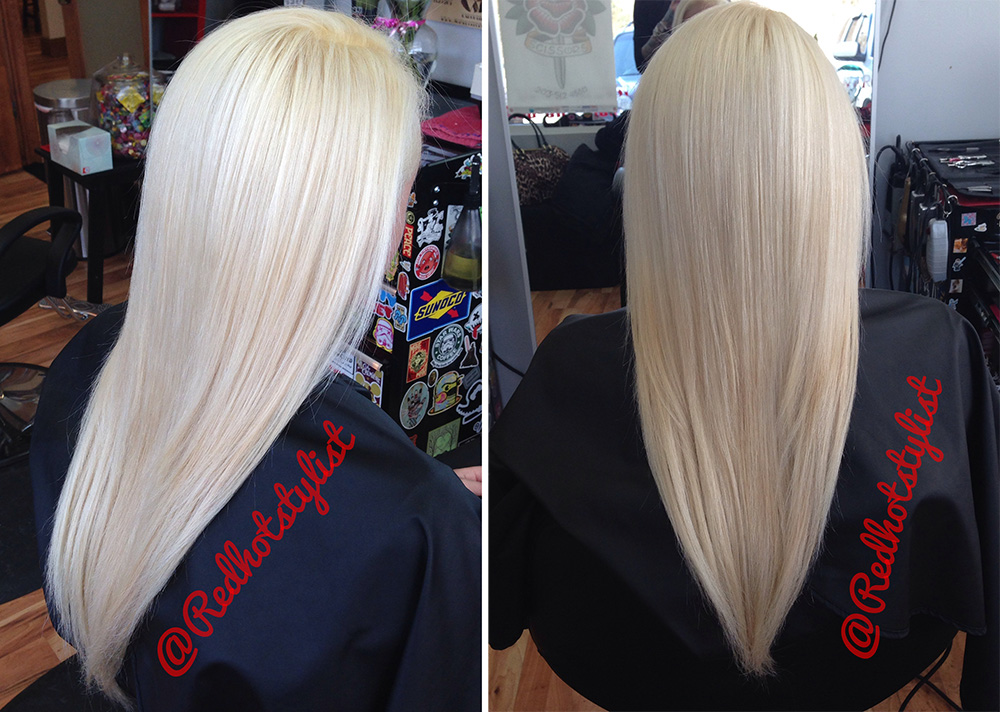 COLOR HOW TO: Formula and Steps to Reach Platinum Blonde