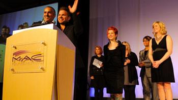 Matrix Receives Top Awards from Peel's