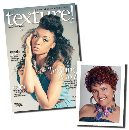 Behind the Cover: Texture September 2013