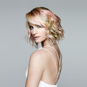 HOW-TO: Muted Pastel Highlights from Paul Mitchell