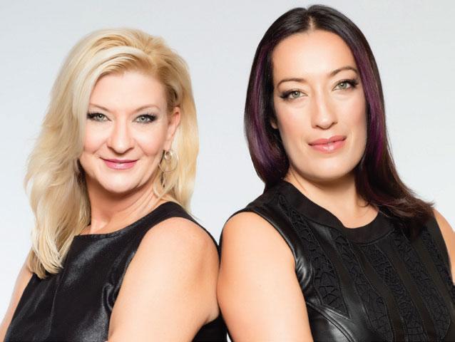 NAP Events Owners Bonnie Bonadeo and Alejandra Crisafulli