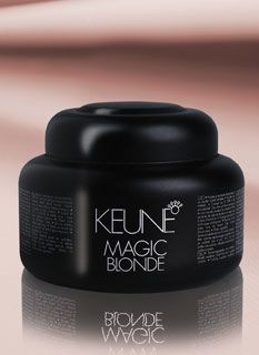 Keune's Cream Bleach and Magic Blonde