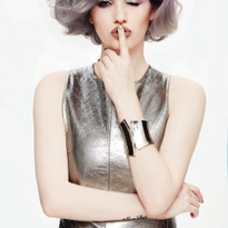 Mixed Metals: Lavender Love by @mustafaavci and @bescene