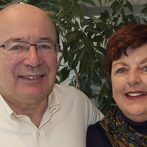 Bart and Phyllis Foreman, owners of Group 3 Marketing.
