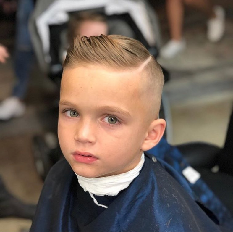 """Cut by <a href=""""https://www.instagram.com/gcuts09/"""" target=""""_blank"""" rel=""""noopener"""">Greg</a>, co-owner of Monarchs Cut &amp; Shave."""