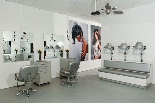 White Haute: The Kimble Hair Studio