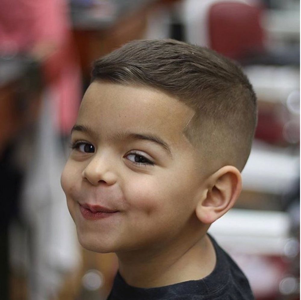 "<a href=""https://www.instagram.com/parkersbarbershop/"" target=""_blank"" rel=""noopener"">Parker's Barber Shop</a> welcomes all ages for cuts."