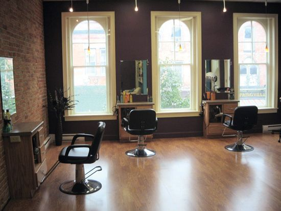 It Takes Two: Medusa Salon, NY