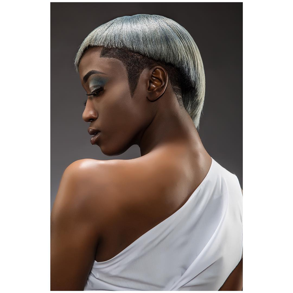 #STUDENT: Taylor Alexander<br /> <p>@taylor_deyon Ogle School of Hair, Skin &amp; Nails, Stafford, TX</p>