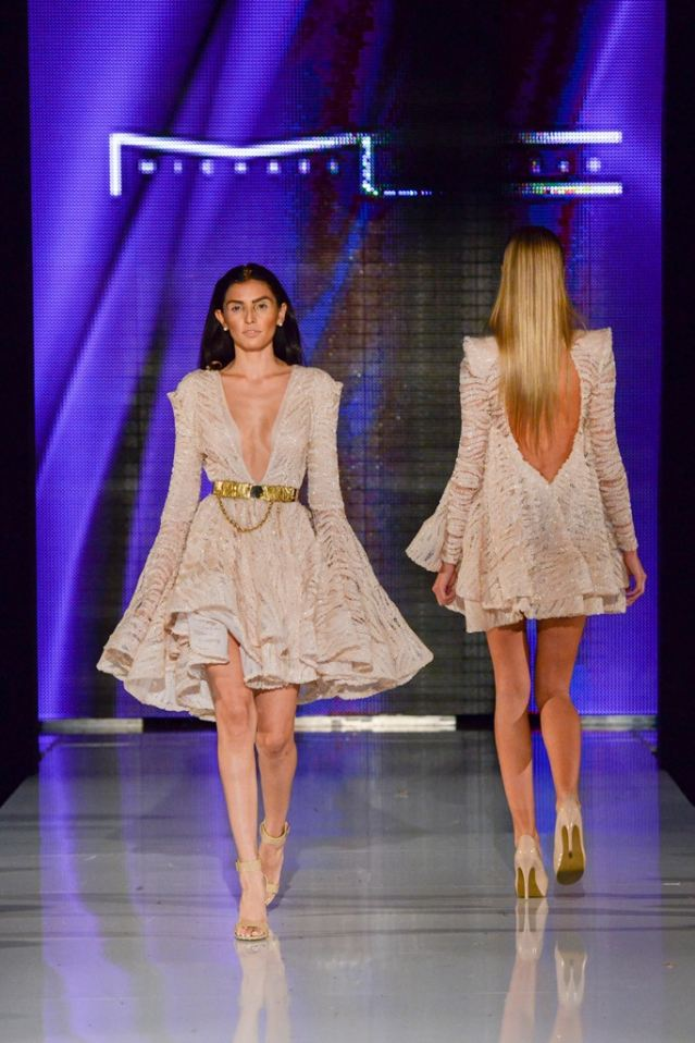 FHI Heat Sponsors Art Hearts Fashion at  NYFW