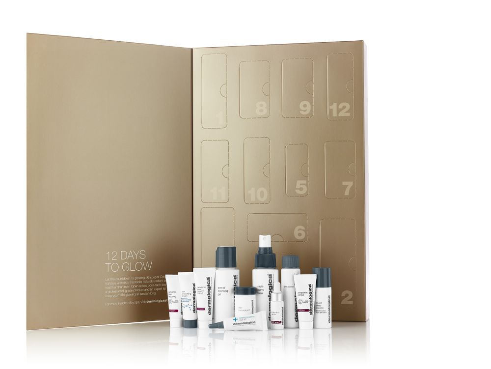 Dermalogica's 12 Days of Glow Gift Set: