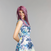 Pastel Lavender: Light Purple Color Formula from Goldwell