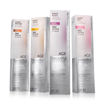 Zotos AGEbeautiful Introduces Tint Shine Anti-Aging Haircolor