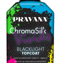 Pravana Introduces Limited Edition VIVIDS Blacklight Topcoat