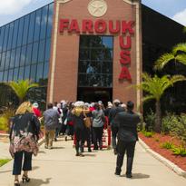 Farouk Systems Hosts Creative Artistic Team Training