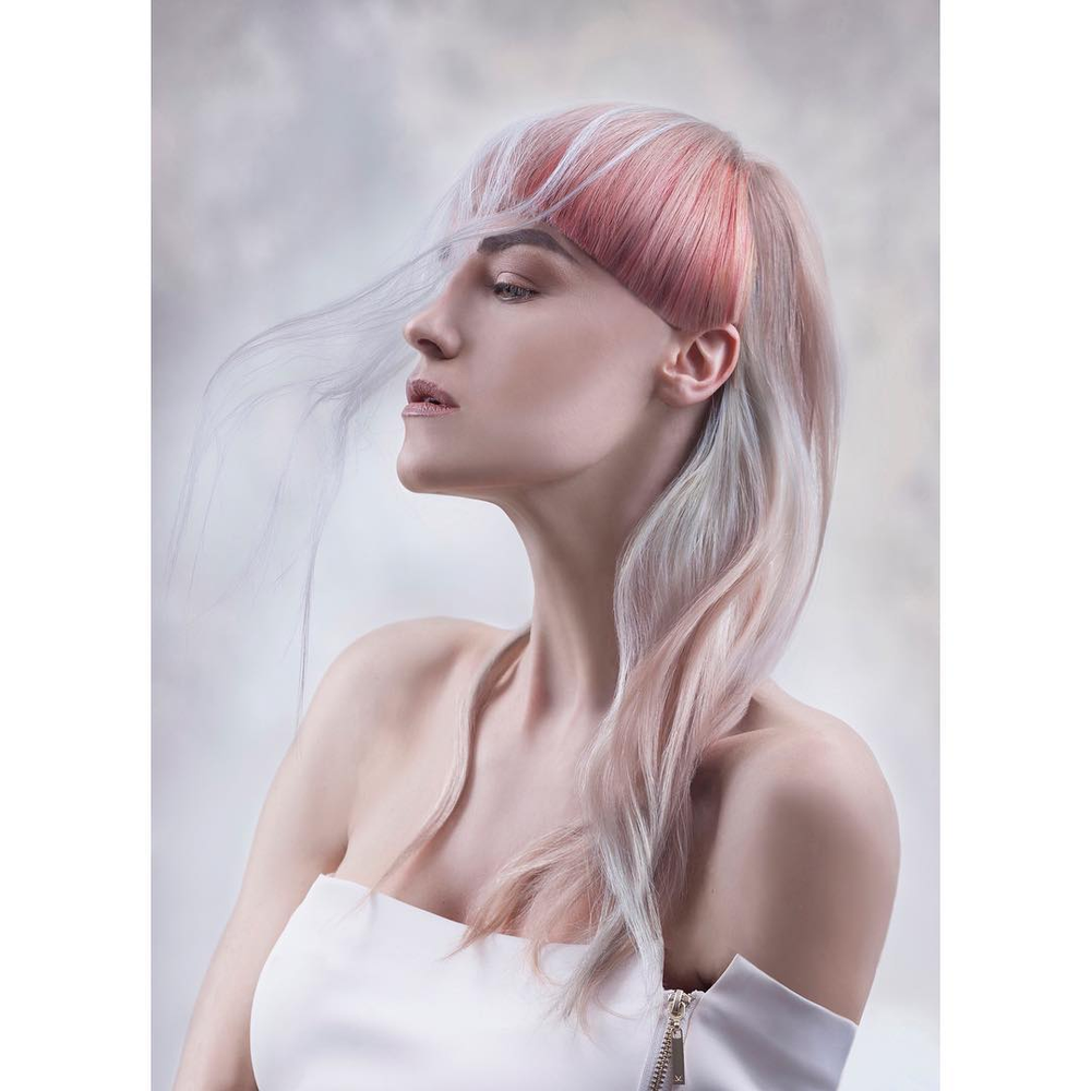 #COLORVISION: Victoria Tadros<br /> <p>@hairbyvickytadros The Strand, Waterloo, ON</p>
