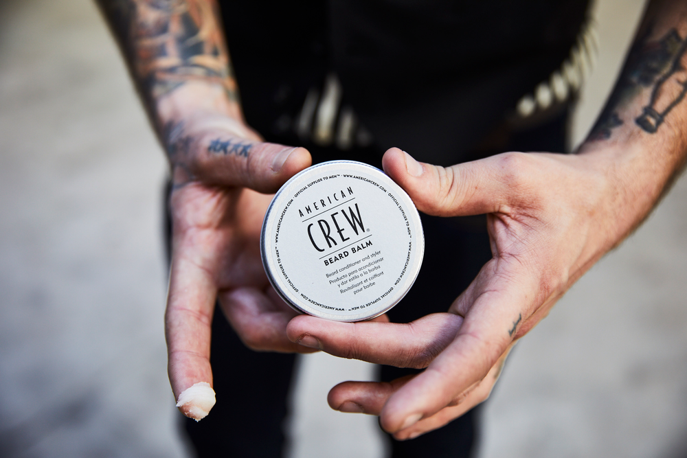 <p>Recommend a grooming aid like American Crew<strong>™</strong> Beard Balm for beards that need conditioning, control and shine.</p>