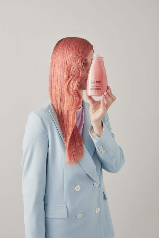 <p><strong>With color-enhanced conditioners, even delicate pastels won&rsquo;t fade away.</strong></p>