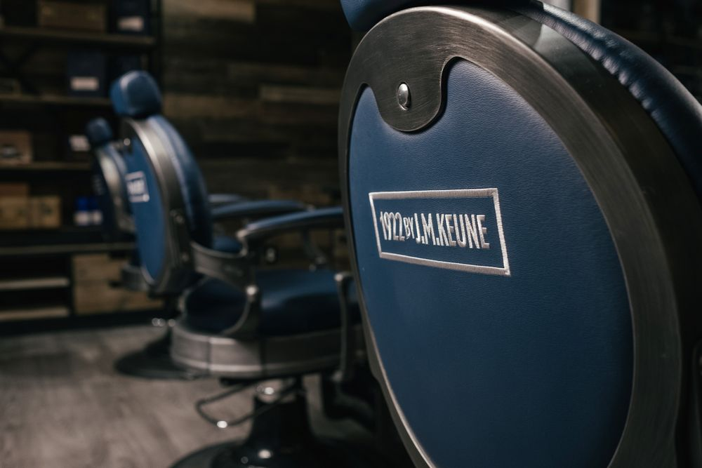<p>Both Keune and Minerva were so pleased with the chairs inspired by the 1922 packaging, they will be offering them to other salons and barbershops carrying the line.</p>
