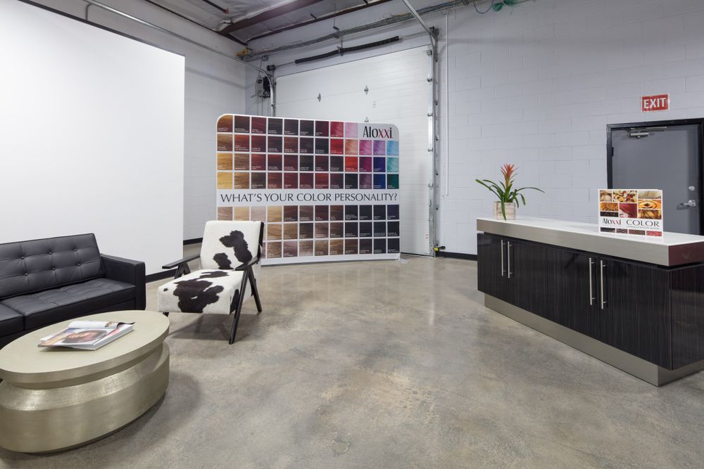 The new Aloxxi Studio in North Hollywood, Calif. Photo courtesy of Aloxxi.