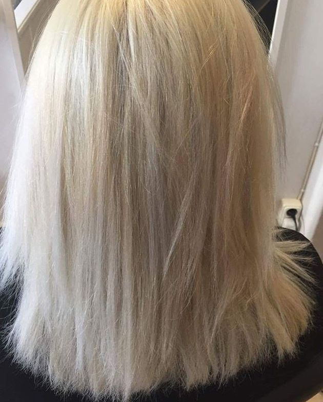 LIFT TO PALE BLONDE