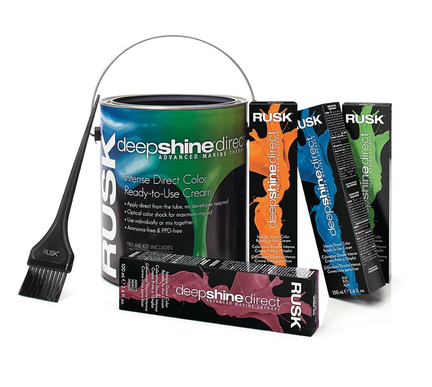 2014: Four new shades of Deepshine Direct launch (Merlot, Orange, Green, Blue). Modern Iconic collection debuts.