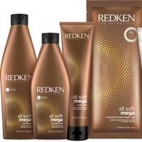 Redken Releases All Soft Mega Hair Care Range