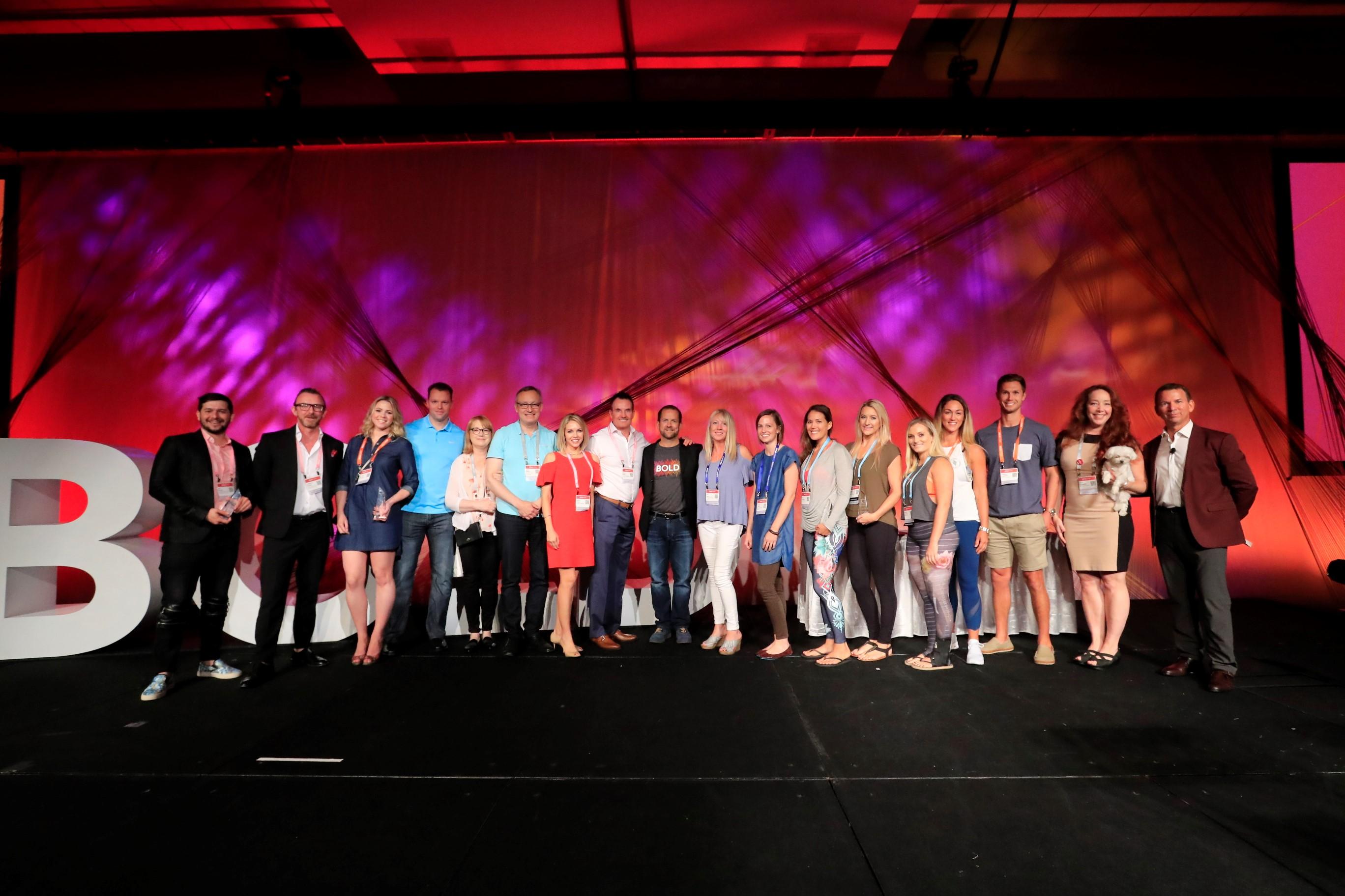 2017 MINDBODY BOLD Awards Winners Announced