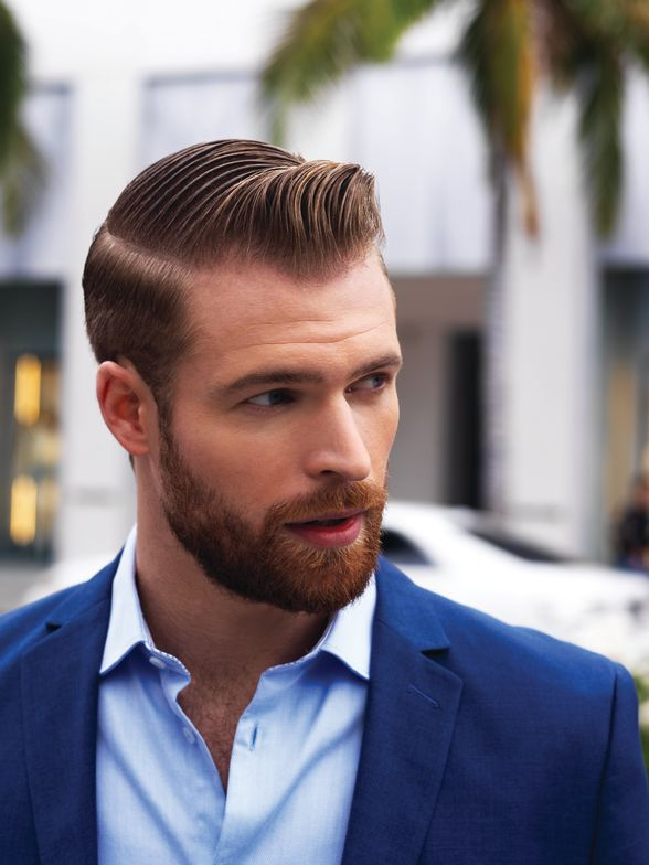 <p><strong>Coarse and unruly? Way too fine? Cowlicks? Sexy Hair's Kelly Bileddo has solutions for all your guy problems.</strong></p>