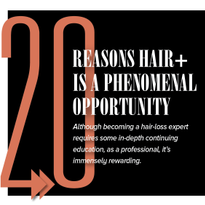 20 Reasons HAIR+ is a Phenomenal Opportunity