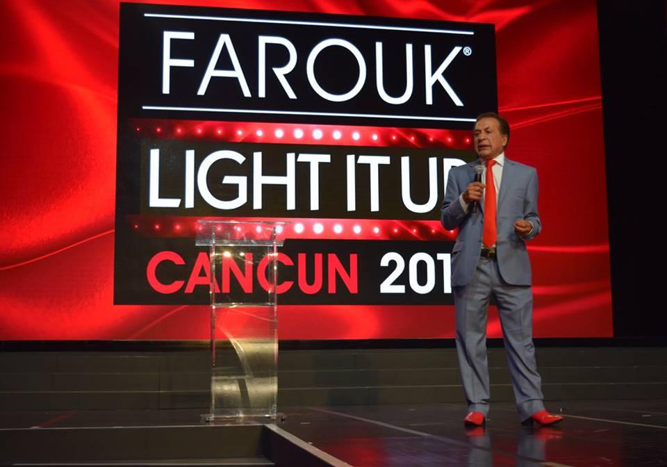 MODERN REPORTS: Farouk Global Conference Cancun 2017
