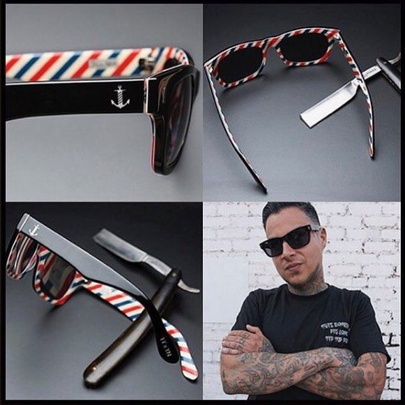 <strong>#BarberLove:</strong> From modern to old school barber treasures, @barbertreasures, powered by @gopanache, highlights wonderful items that speak to the pride of this ancient profession and the love of the craft.