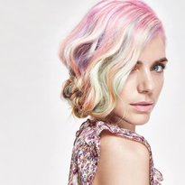 Candy Hair: Pastel Hair Color Formula from L'Oreal
