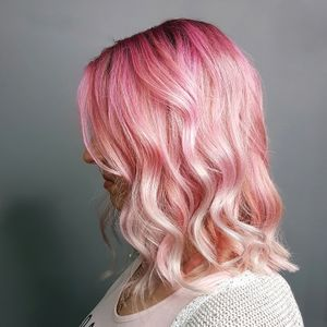 Raspberry Ripple: Pastel Pink Color Formula from Manic Panic