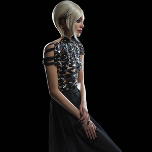 Art Noir Artistry from Luis Alvarez and the BaBylissPro Team