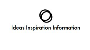 Ideas, Inspiration and Information by Helen Oppenheim