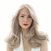 Snow White: White Blonde Color Formula from Nouvelle
