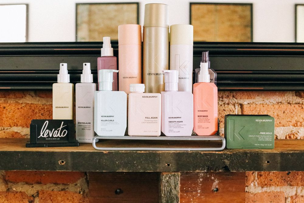Beautiful product displays encourage sales.